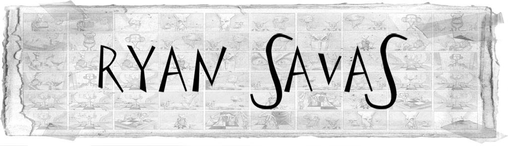 Ryan Savas Art Portfolio